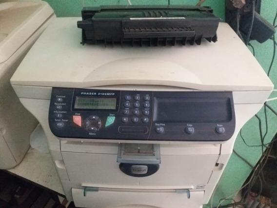 Phaser 3100 Xerox, Monocromática!!! Foto Real Do Produto!!!