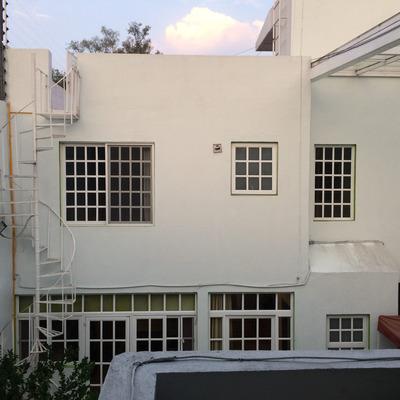 Casa En Venta, El Rosedal, Coyoacán
