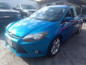 Ford Focus 2.0 Titanium Plus At 2013
