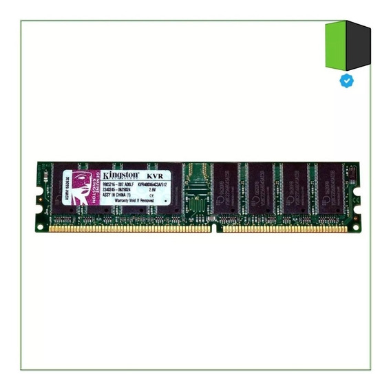 Memoria 256mb Kingston Kvr400x64c3a/256