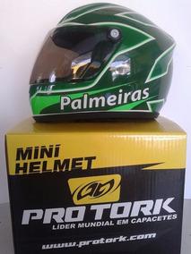 Capacete Mini Protork Palmeiras