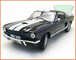 M2 Shelby Gt350 1966 - Premium Edition - Escala 1/24