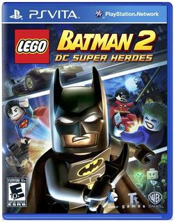 Lego Batman 2 Playstation Vita Ps Vita Nuevo