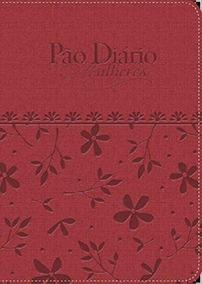 Pao Diario Mulheres - Flores Na Terra - Couro - Rbc