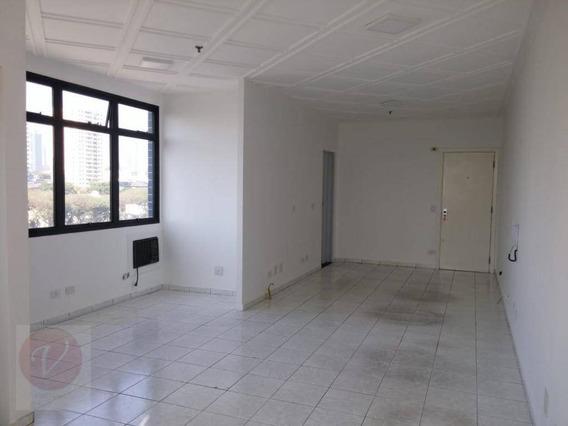 Sala À Venda, 48 M² Por R$ 298.000,00 - Campestre - Santo André/sp - Sa0350