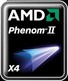 Processador Amd Phenom X4 9600 2.3ghz Quad Core Am2 Am2+