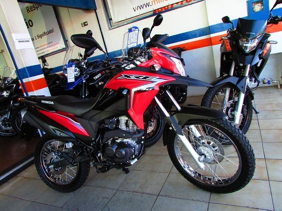 Honda Xre 190 Abs Só 455 Km Top - Loja Millenium - Amparo Sp