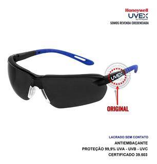 Óculos Antiembaçante Uvex Tático Militar Epi Protege Airsoft