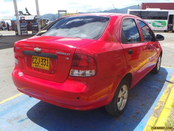 Chevrolet Aveo Mt 1600 Cc Aa