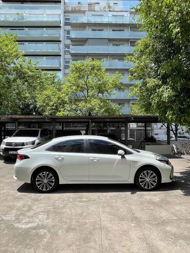 Toyota Corolla 2021 1.8 Se-g Cvt Hybrid