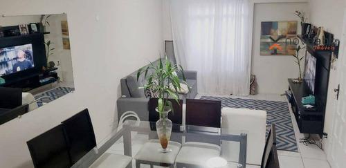 Imagem 1 de 17 de Sobrado Com 4 Dormitórios À Venda, 200 M² Por R$ 590.000,00 - Parque Jaçatuba - Santo André/sp - So1078