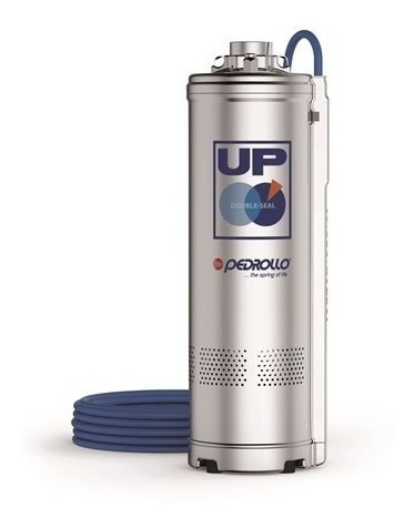 Bomba De Agua Sumergible Modelo Up, Pedrollo 1 Hp /220 V.
