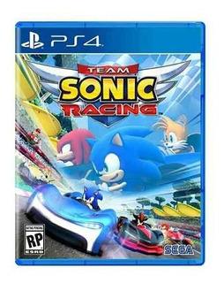 Team Sonic Racing Playstation 4 Preventa