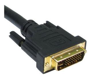 Cable Dvi A Dvi 24+5 Macho Macho 1.8 Mts Alta Calidad Yh9-pc