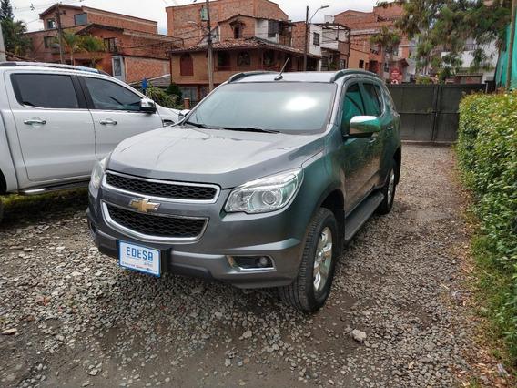 Chevrolet Trailblazer Diesel Automático 2016