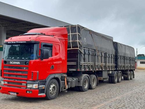 Scania/r124 Scania/r124 Ga4x2nz