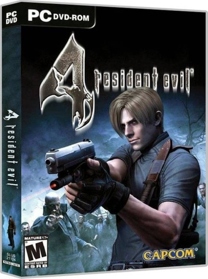 Resident Evil 4 Pc Steam Com Gráficos Ultra Hd Offline
