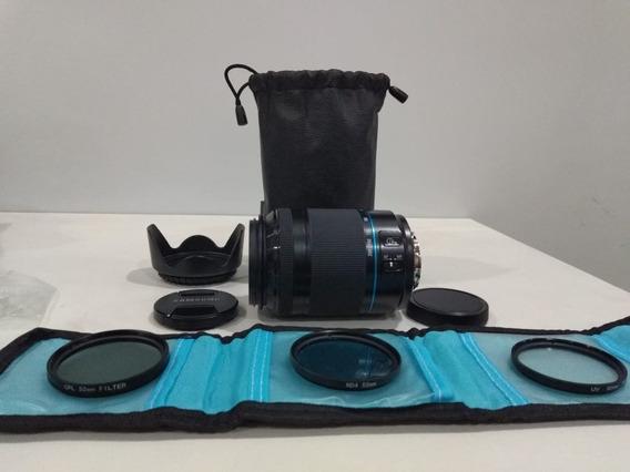 Lente Samsung 50-200mm F/4-5.6 Para Nx
