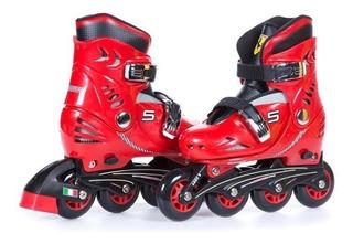 Patines Ferrari Rojos