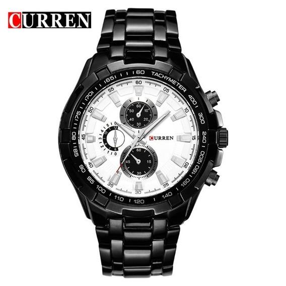 Relógio Masculino Curren Analógico Modelo 8023-7