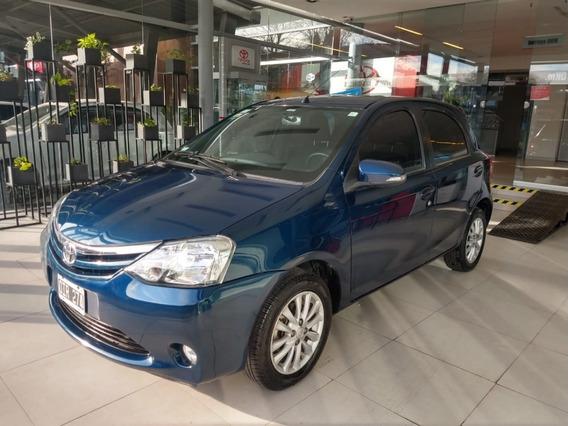Toyota Etios Xls 5ptas Mt - Nafta - 2014