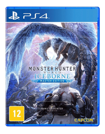 Jogo Monster Hunter World: Iceborne - Ps4