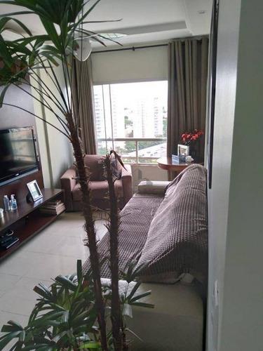 Apartamento Com 3 Dormitórios À Venda, 80 M² Por R$ 440.000,00 - Parque Prado - Campinas/sp - Ap19606