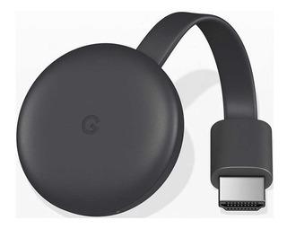 Google Chromecast 3 Smart Tv Hdmi Usb Garantia