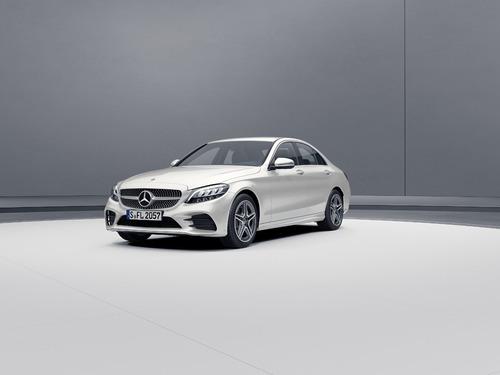 Imagen 1 de 9 de Mercedes-benz Clase C 2.0 C300 Amg Line 258cv Sedan 2020 Gba