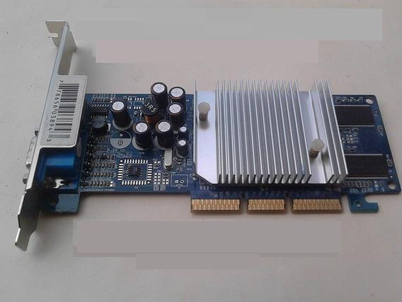 Tarjeta De Video Nvidia Gf 5200 128 Mb