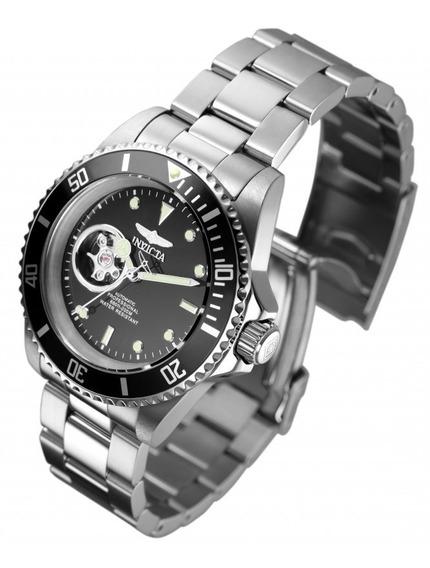Relógio Invicta Pro Diver 20433 Unisexo 40mm Original + Nfe