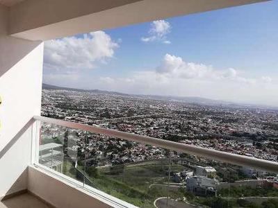 Venta De Departamento En La Cima Towers, Querétaro.
