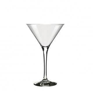 Set X 6 Copa Vidrio Trago Martini Nadir 250ml 7228