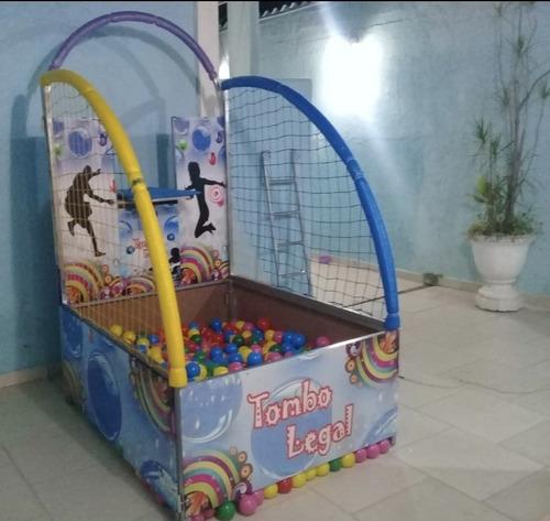 Imagem 1 de 1 de Vendo Tombo Legal. Brinquedo Divertido Para Sua Festa