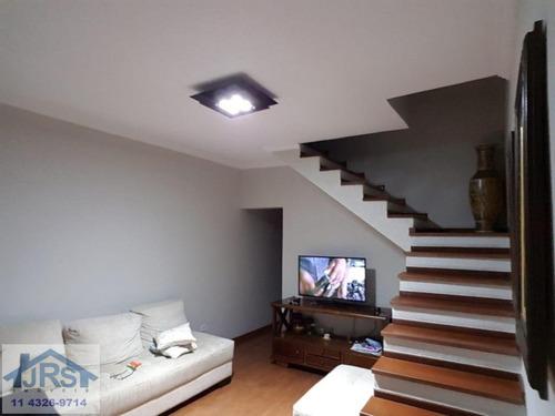 Imagem 1 de 9 de Sobrado Com 3 Dormitórios À Venda, 240 M² Por R$ 670.000 - Jardim Silveira - Barueri/sp - So0822