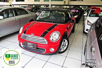 Mini Cooper 1.6 16v Gasolina 2p Automático 2012/2012