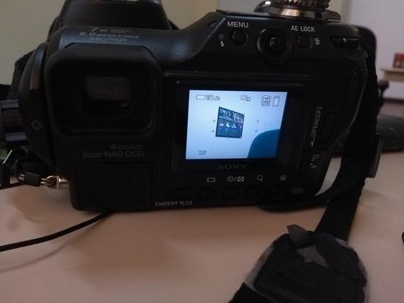 Sony Dsc F828 Camera Excelente Entregando Normalmente