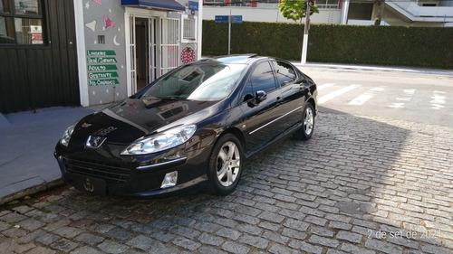 Imagem 1 de 15 de Peugeot 407 2007 3.0 V6 Griffe 4p