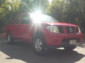 Nissan Navara Diesel 4x4 2.5 Dsl Se Dc Abs4wd