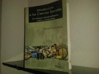 Paquete Dos Libros Introducción A Las Ciencias Sociales