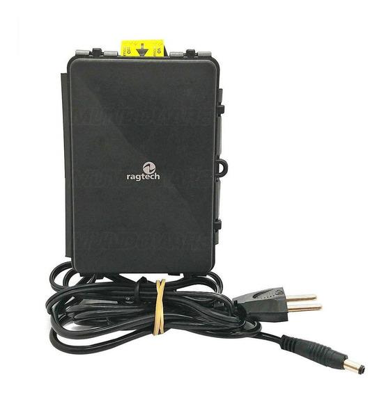 Dot Power Fonte Nobreak 12w 12v P/ Câmera De Segurança Cftv