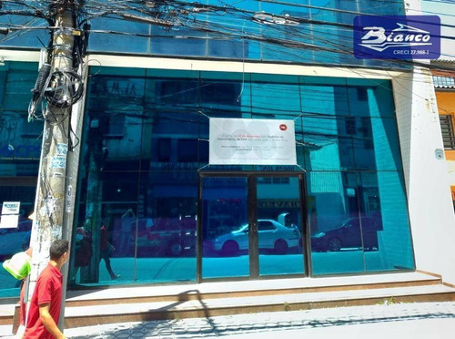 Salão Para Alugar, 400 M² Por R$ 18.000,00/mês - Centro - Guarulhos/sp - Sl0100