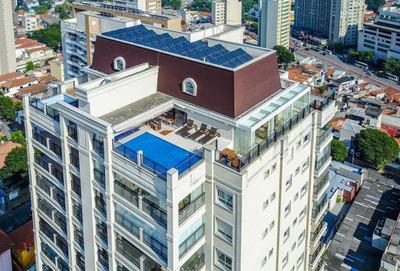 Apartamento Com 4 Dormitórios À Venda, 256 M² Por R$ 2.890.000 - Perdizes - São Paulo/sp - Ap0173