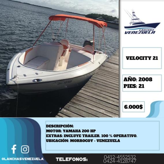 Lancha Velocity 21 Lv431