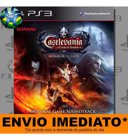 Ps3 Castlevania Lords Of Shadow 1 - Pronta Entrega | Cód Psn