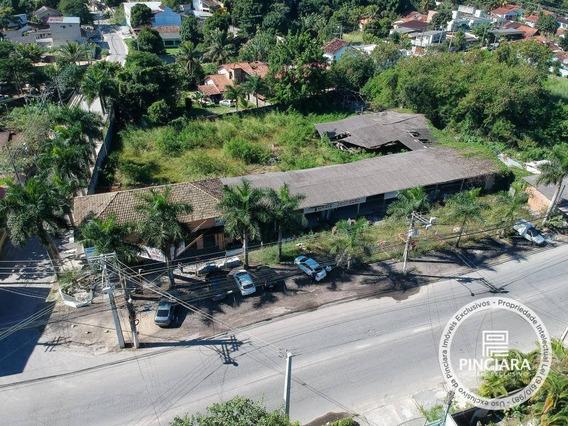 Galpão De 3600 M², Aluguel Por R$30.000 Mensal - Maria Paula - Niterói - Rj - Ga0013