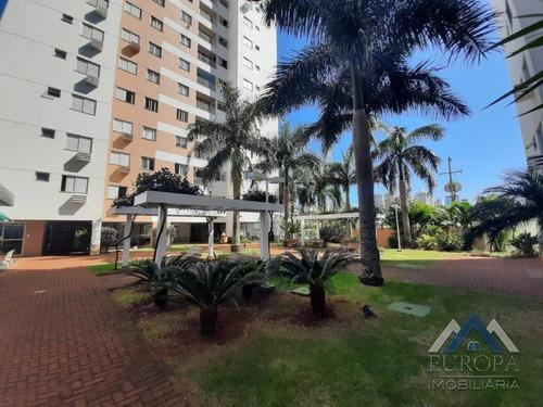 Imagem 1 de 29 de Apartamento Com 3 Dormitórios À Venda, 70 M² Por R$ 330.000,00 - Aurora - Londrina/pr - Ap0937