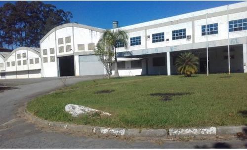 Galpão / Depósito/ Armazém A Venda Com 22.000 M² Área Construída - Mi83654
