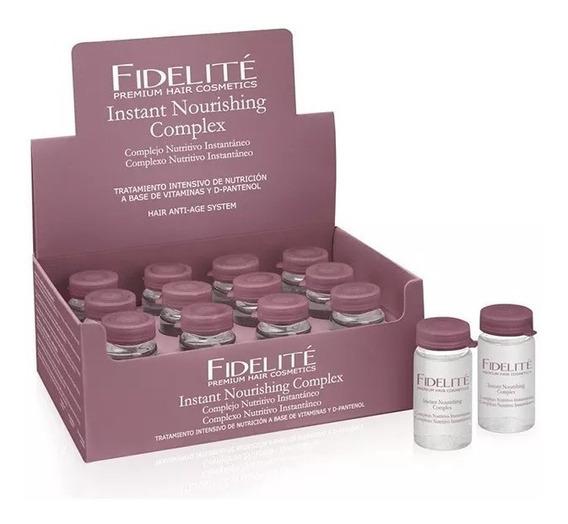 Ampolla Complejo Nutritivo Instantáneo 12u X 15ml Fidelite