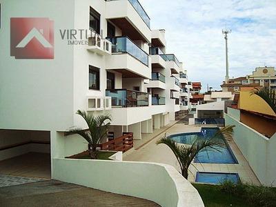 Apartamento A Venda No Bairro Ingleses Do Rio Vermelho Em - Cb01-1